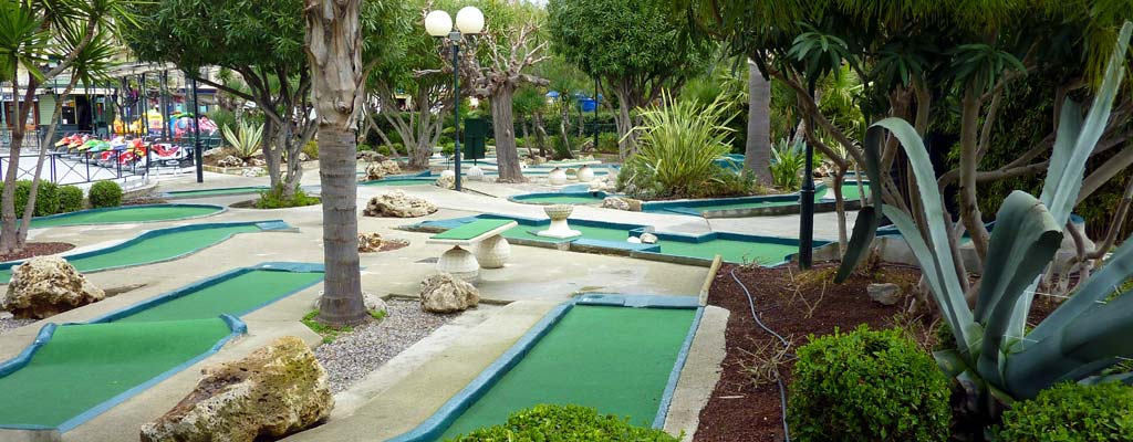 Virginia Beach Miniature Golf