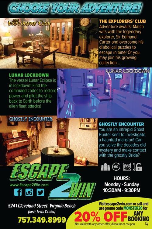 Escape 2 Win