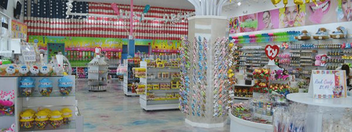 lala land sugar candy kingdom