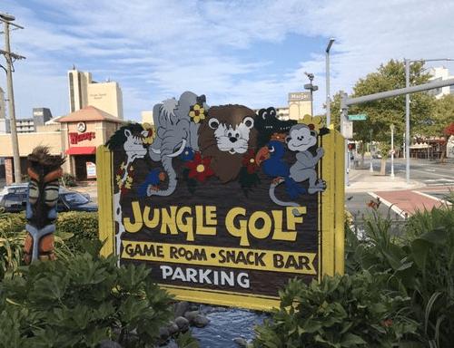 Jungle Golf Monster Book Coupon Virginia Beach