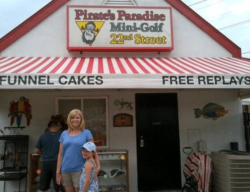 Pirate Paradise Golf Monster Book Coupon Virginia Beach