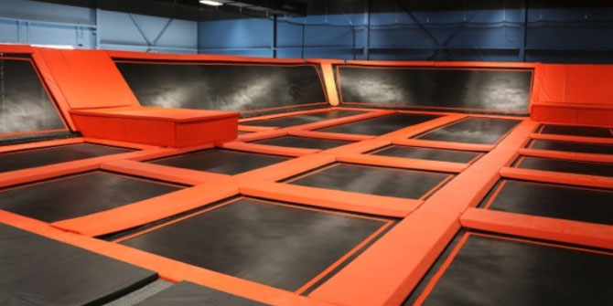 Jump Trampoline Park, Virginia Beach
