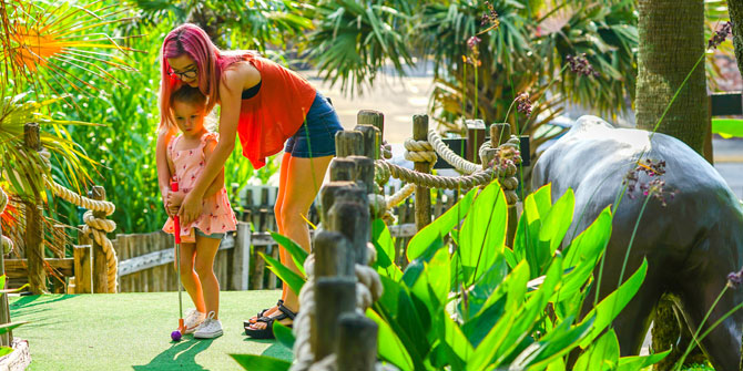 Jungle Golf, Virginia Beach